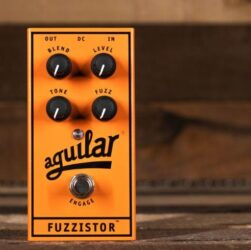 best fuzz pedal for bass