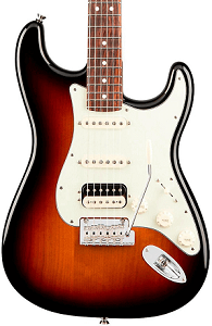 Fender American Professional Stratocaster HSS review
