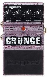 DigiTech DGR Grunge Analog-Distortion Pedal review