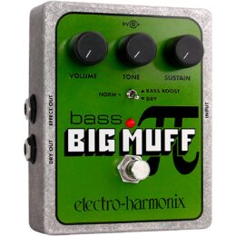 Electro-Harmonix Big Muff P Bass Distortion Pedal