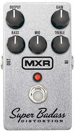 MXR 75 Super Badass Distortion Pedal review