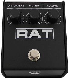 Pro Co RAT2 Distortion Pedal review