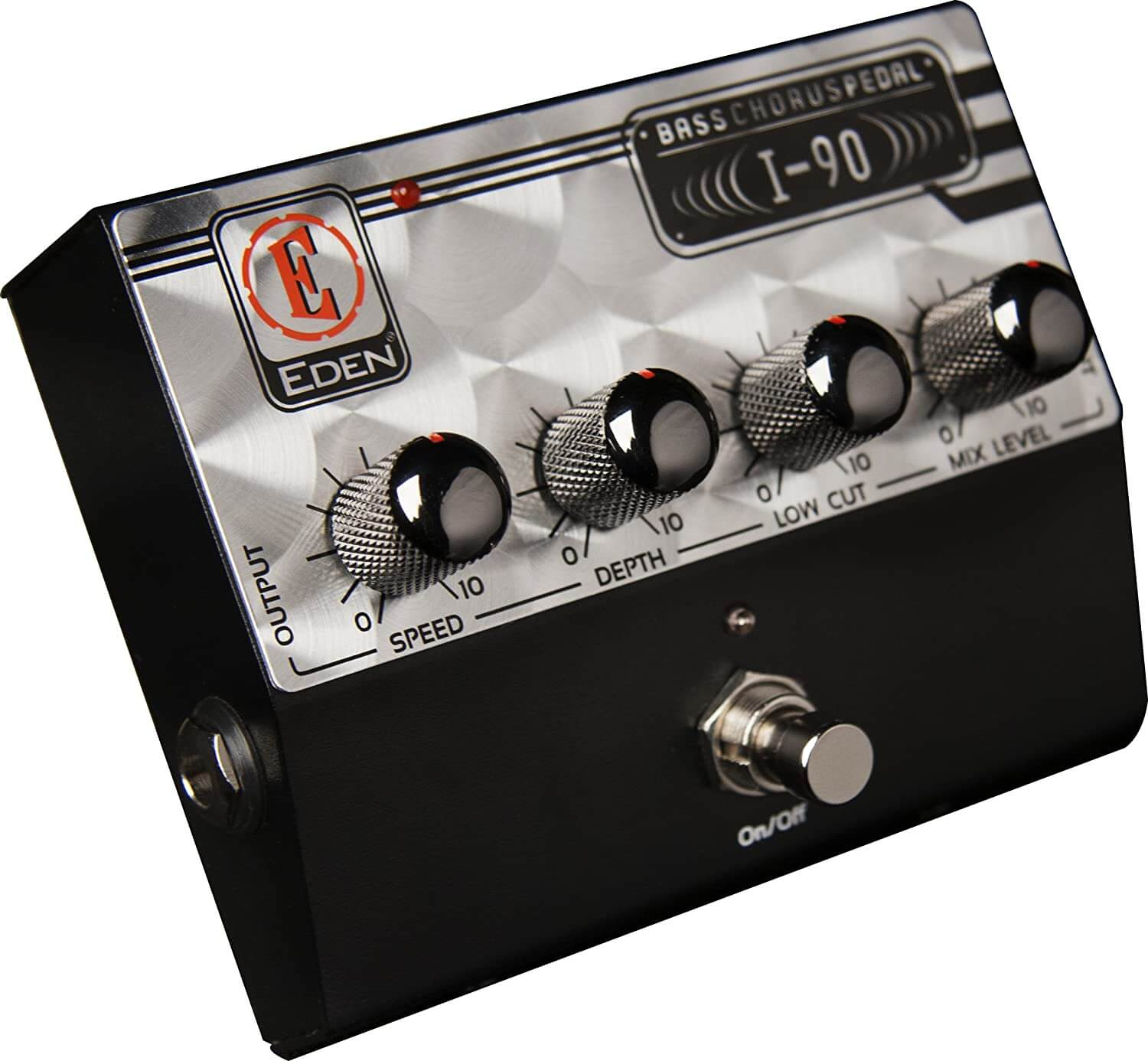 Eden I90 World Tour Bass Chorus Pedal review