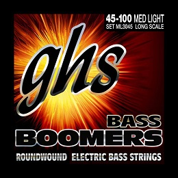 GHS Strings Electric Bass Boomer Set review