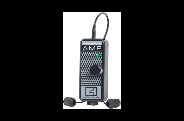 Electro-Harmonix Headphone Amp Portable Practice Amp review