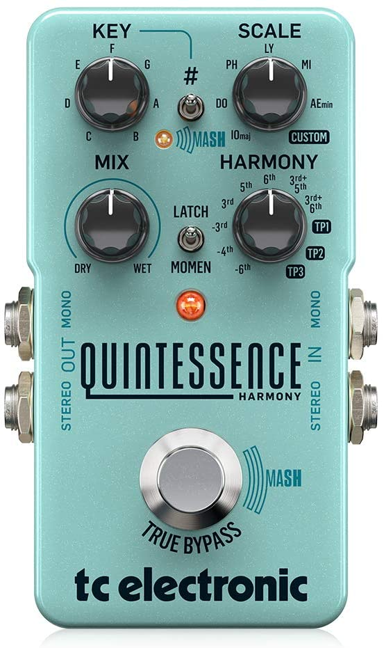 TC Electronic Quintessence Harmoniser review