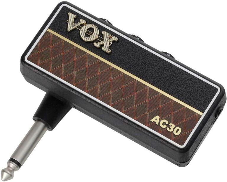 VOX AP2AC amPlug 2 AC30 review