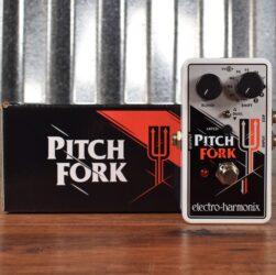 best harmonizer pedal for guitar