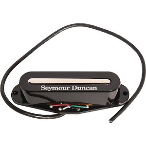 Seymour Duncan STK-S2 Hot Single Coil Pickup review